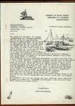 Baarda folder polyester en houten schepen