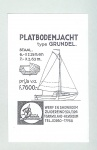 Platbodem jacht advertentie 03