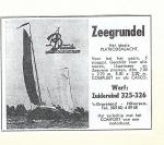 Zeegrundel advertentie 02